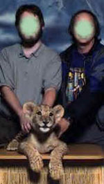 Photo booth cub