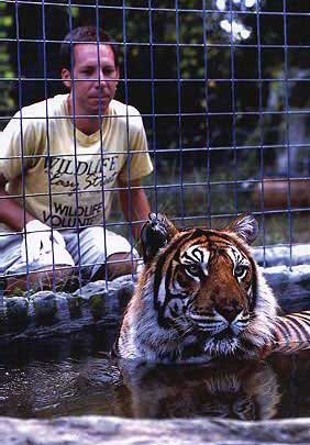 tiger with Brian