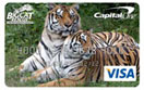 Tiger credit card