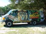 Van wrap by Euro Street  Graphics