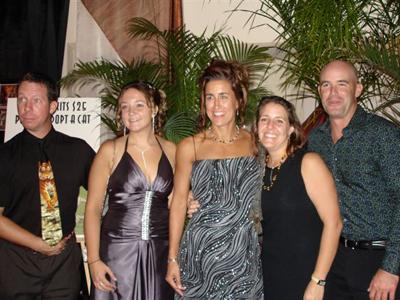 Volunteer Committee at Fur Ball
