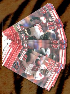 Bucs Tickets
