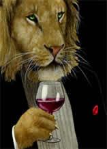 Wine King by Will Bullas Studio