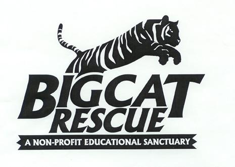 Logo for Big Cat Rescue