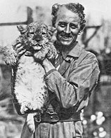MGM lions bred in CA at Gay's Lion Farm