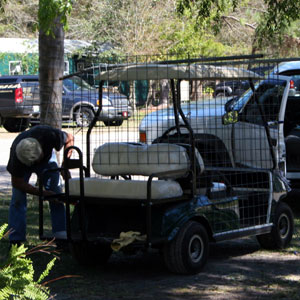 Golf Cart Renovation