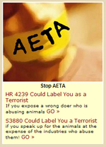 Animal Enterprise Terrorism Act