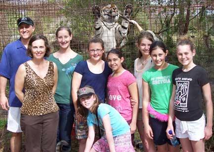 Kathy Castor Birthday Visit