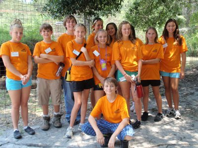Summer Camp at Big Cat Rescue