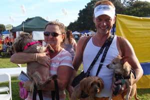 SPCA attendees