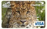 Leopard credit card