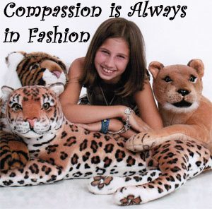 Compassion Is Always In Fashion
