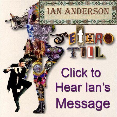 Jethro Tull's Ian Anderson for Big Cat Rescue