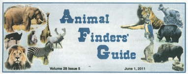 Animal Finders Guide