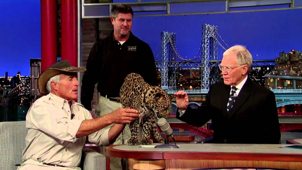 Jack Hanna Still Haunted By Exotic Animal Escape