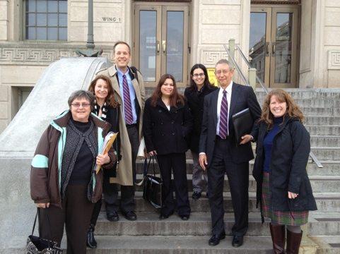 The A Team in Washington, DC