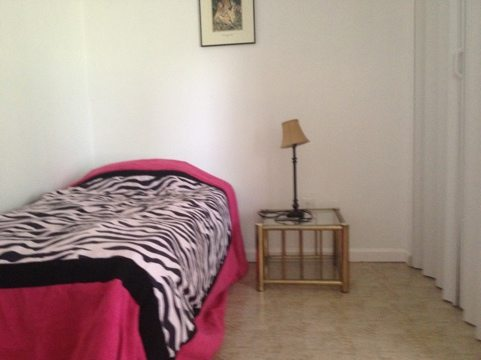 From Girly Pinks and White Tiger stripes in this cute room...