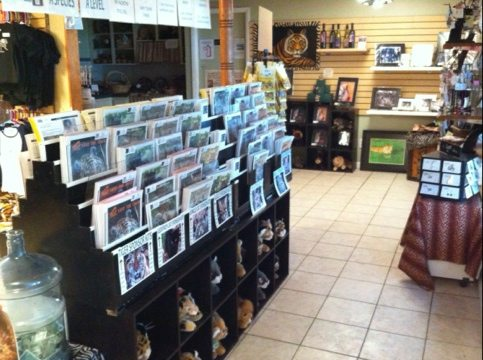 Big Cat Rescue Trading Post Gift Shop