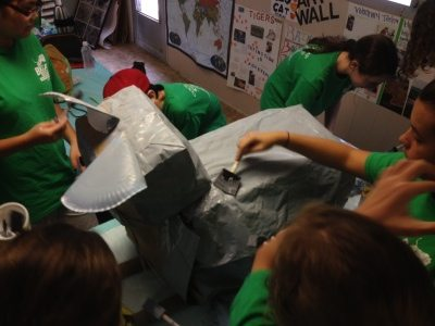 Summer campers made this elephant enrichment for the cats 155356.jpg