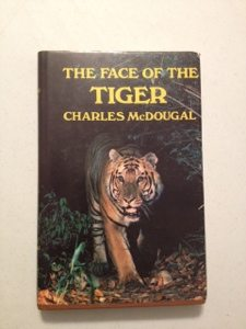 Book from Kevin Atkins lecture on tracking wild tigers