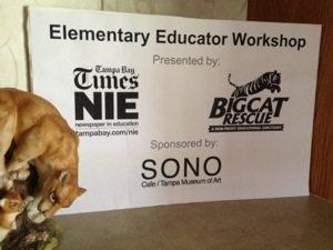Elementary Educator Workshop Held at Big Cat Rescue