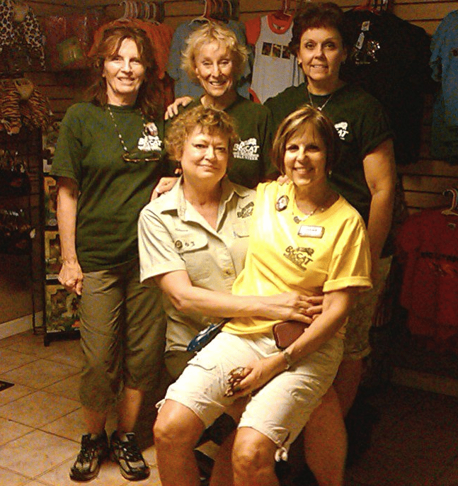 The Gift Shop Gang at Big Cat Rescue