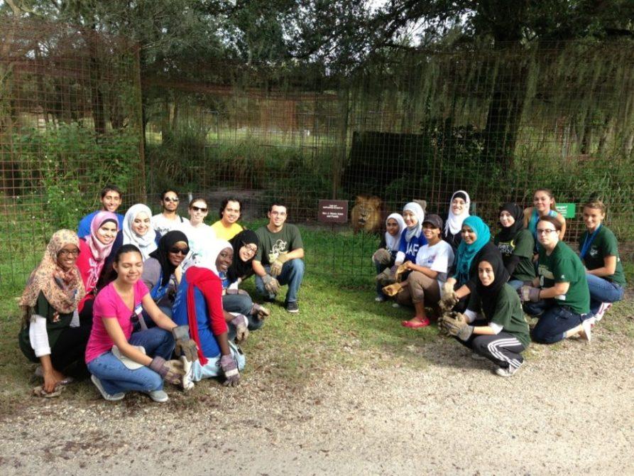 USF Ghandi Day of Volunteerism