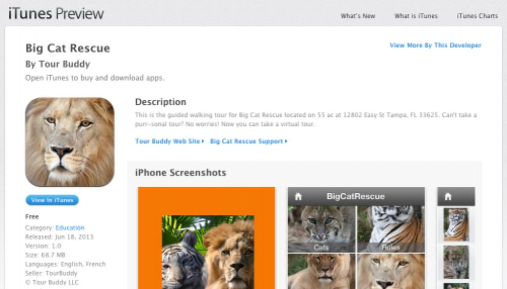 Big-Cat-Rescue-App