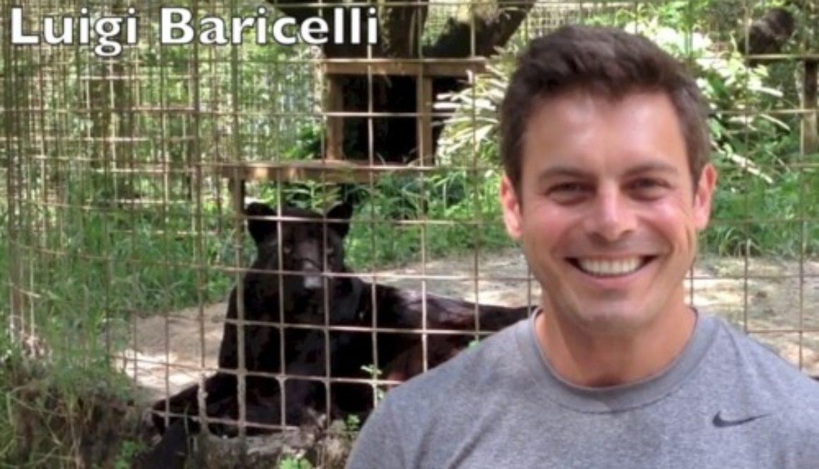 Luigi Baricelli is often called the Brad Pitt of Brazil