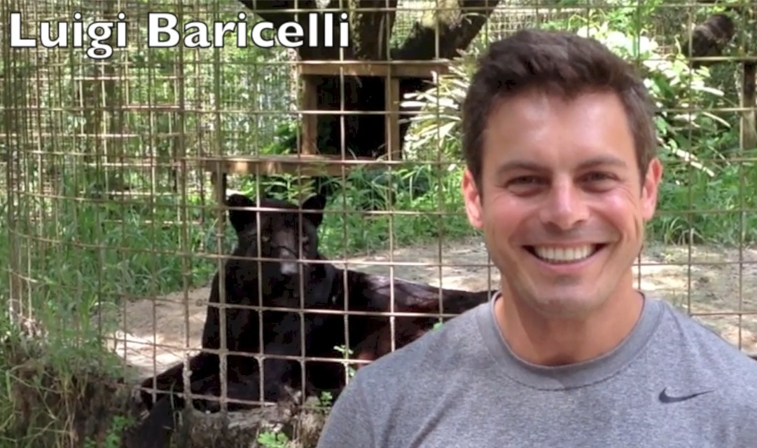 Today at Big Cat Rescue Aug 4 2013 Luigi Baricelli