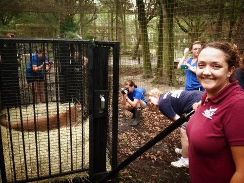 Reise-Cougar-Rescue-Jamie-Happy