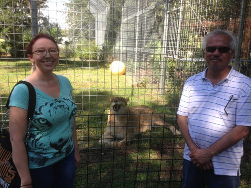 Animal Lover Dream Vacation Winner Review of Big Cat Rescue