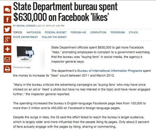 StatePays630kFacebookLikes2percentEngaged