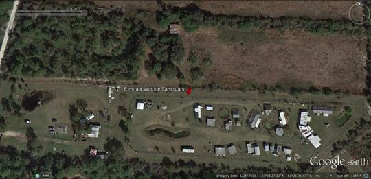 Elmiras Aerial View