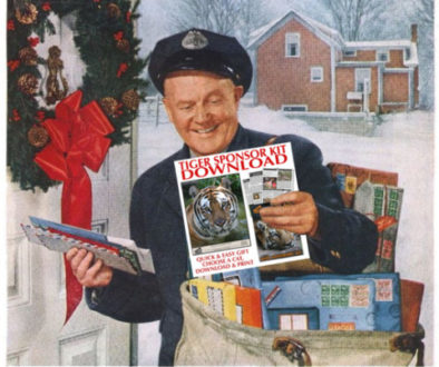 Mail Man Download Kit for Christmas
