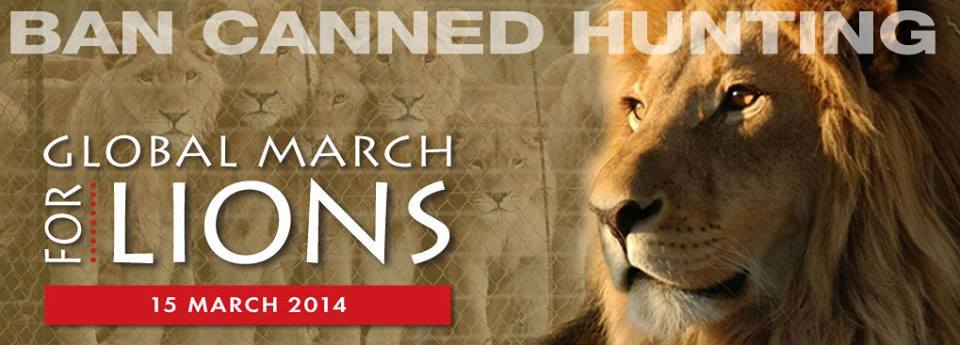 Ban Canned Hunting