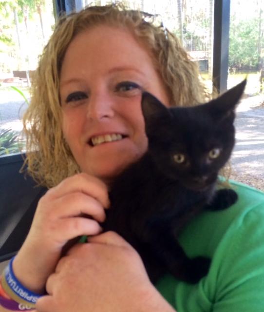 Now at Big Cat Rescue Feb 13 2014