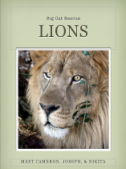 "Free book about lions with a lot of lion photos ""Lions of Big Cat Rescue"""