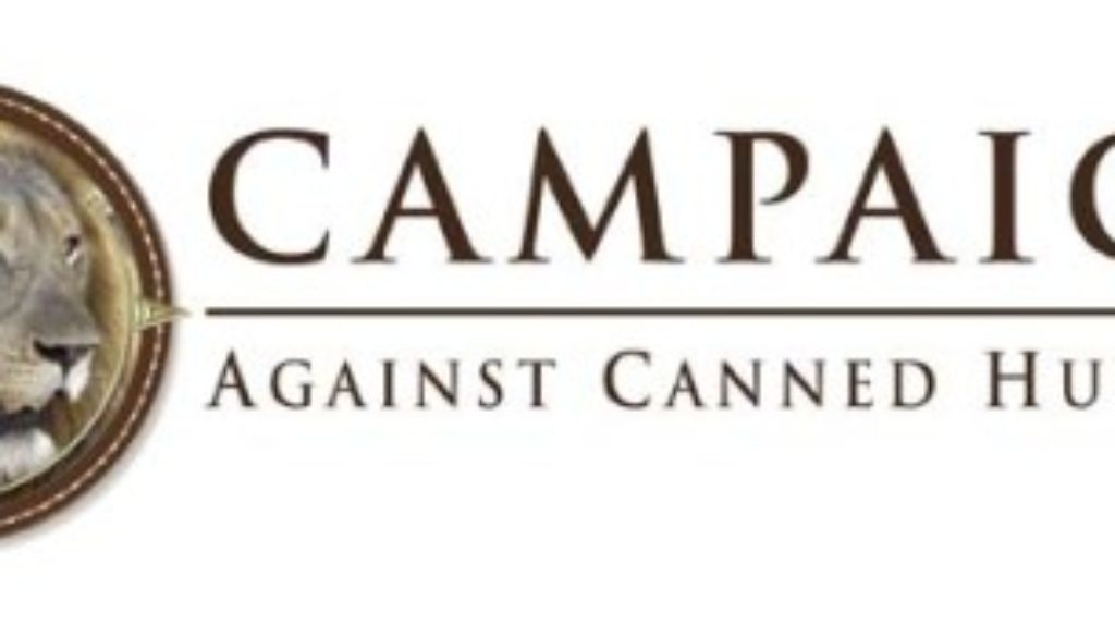 Campaign Against Canned Hunting
