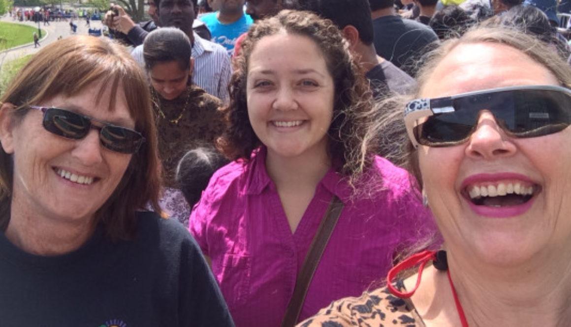 Niagara Falls with Jamie Gale and Carole