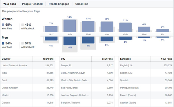 Facebook-Demographics