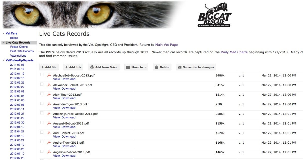 Live Cat Records