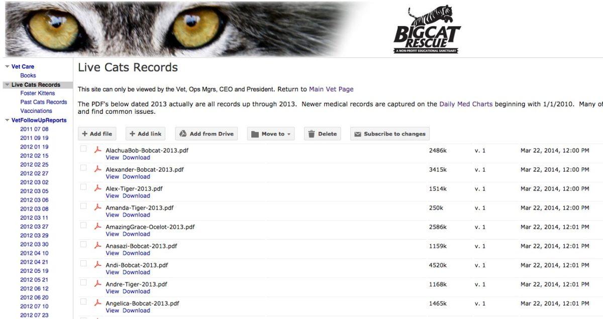 Live Cat Records