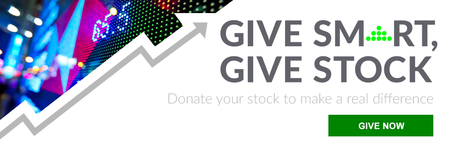 Donate Stocks