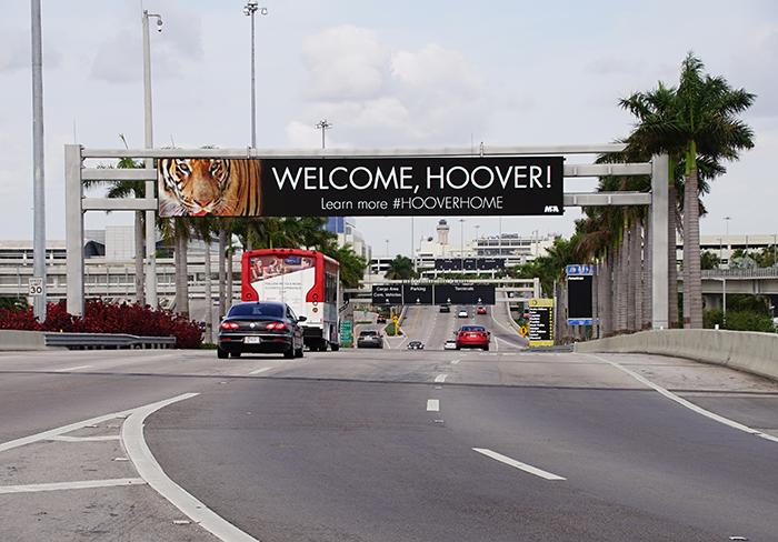 Hoover Home MIA Jumbo Tron700