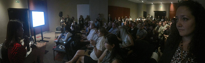 cites standing room only