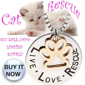 Live Love Rescue Cat Rescue