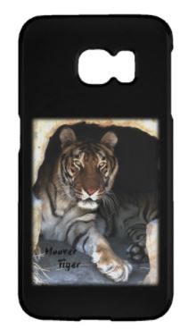 Hoover Tiger Phone Case