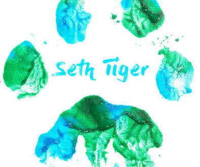 Seth Tiger Paw Print