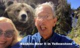 Baskins Bear It In Yellowstone